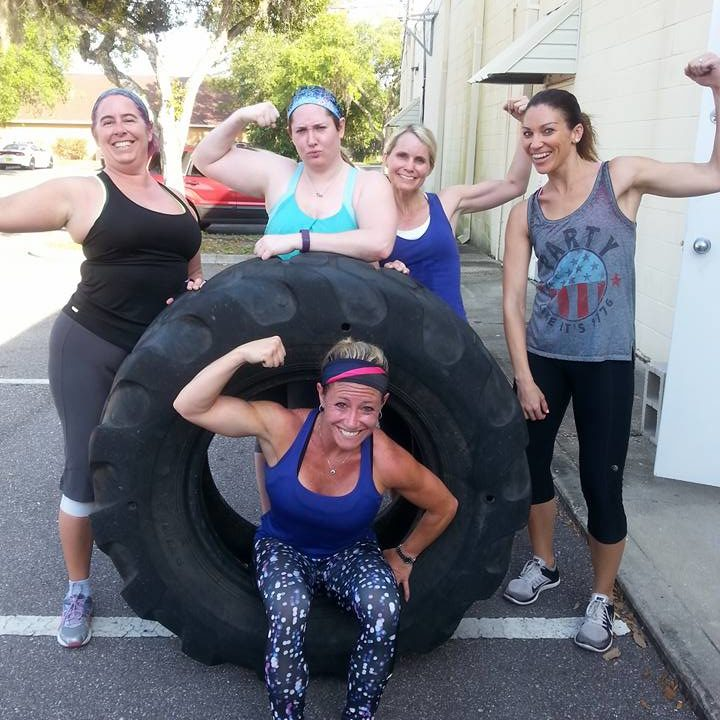 Group Strength & Fitness